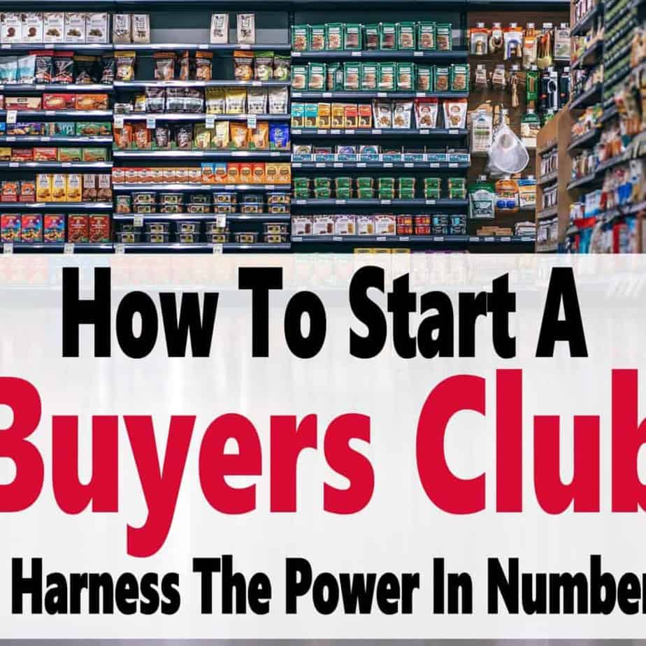 How To Start a Buyers Club To Save Money & Harness The Power In Numbers ~ A buyers club is a great way to reduce expenses on many of the things you need on a daily basis. If you don't have one in your area, then you may be interested in starting one that will help your entire community. Read on to learn how. buyers club | save money | money saving tips | money | finance #buyersclub #money #finance #savemoney #saving
