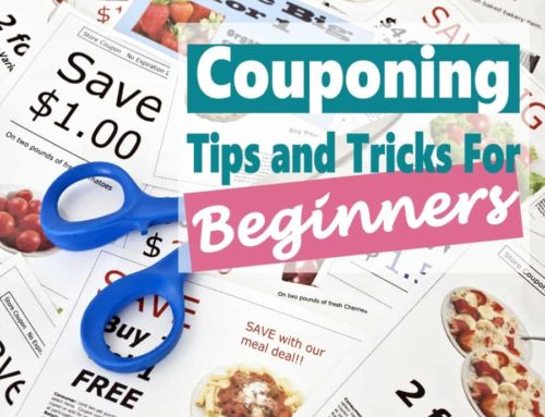 Couponing Tips & Tricks For Beginners + Advanced Coupon Strategies