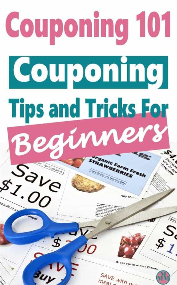 Couponing Tips and tricks for Beginners