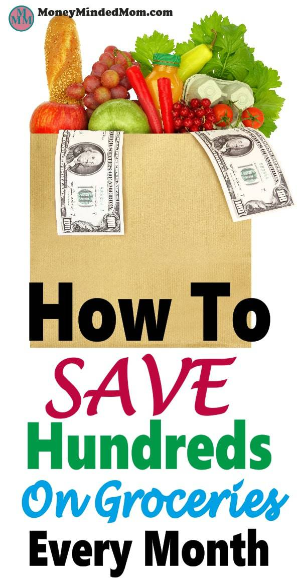 Saving money on groceries is really easier than you think! With just a little bit of planning you can easily save a few hundred dollars or more every single month. You have to try these tips!! grocery savings | save on groceries | grocery budget | saving money | money | finance #finance #grocerysavings #savemoney #budget