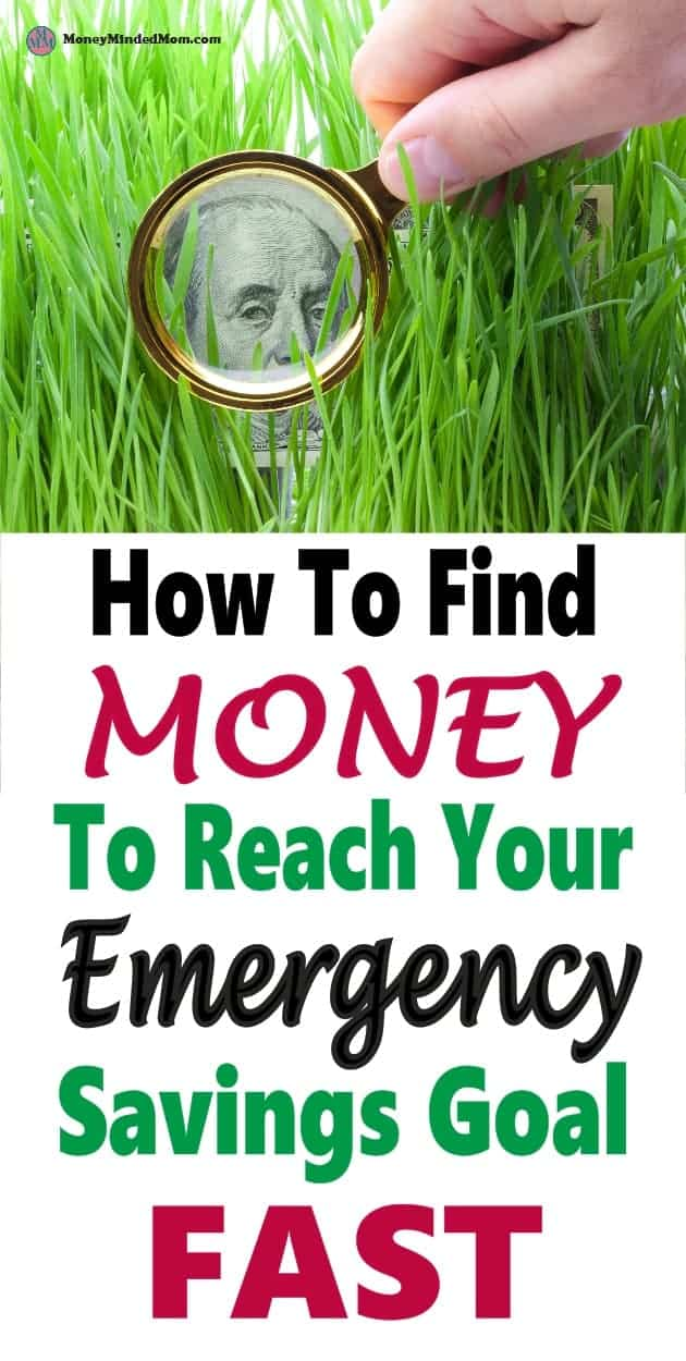 These are great tips!! It really wasn't that hard to find savings in my budget to save money to build my emergency fund. emergency savings   saving money   budget   emergency fund   money   finance #finance #money #budget #emergencysavings