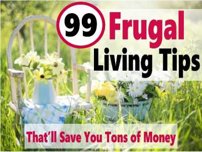 Frugal Living Tips