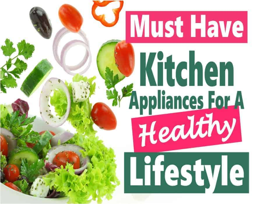 Trying to get or stay healthy is something we all need to think about whether you are trying to lose weight or just want more energy. It can become very time consuming. Luckily, there are some tools you can use to help you out. Here is a list of the top appliances for a healthy lifestyle. health | fitness | healthy lifestyle | lose weight #healthandfitness