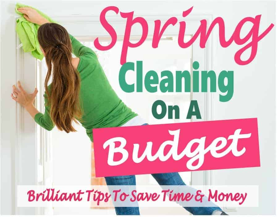 Cleaning your home could get very expensive with all the different types of cleaners, supplies and tools needed to do a good job. but there are things you can do to save money while deep cleaning your home. Here are some great cleaning hacks to help you do just that. #cleaninghacks #diy #householdsavings