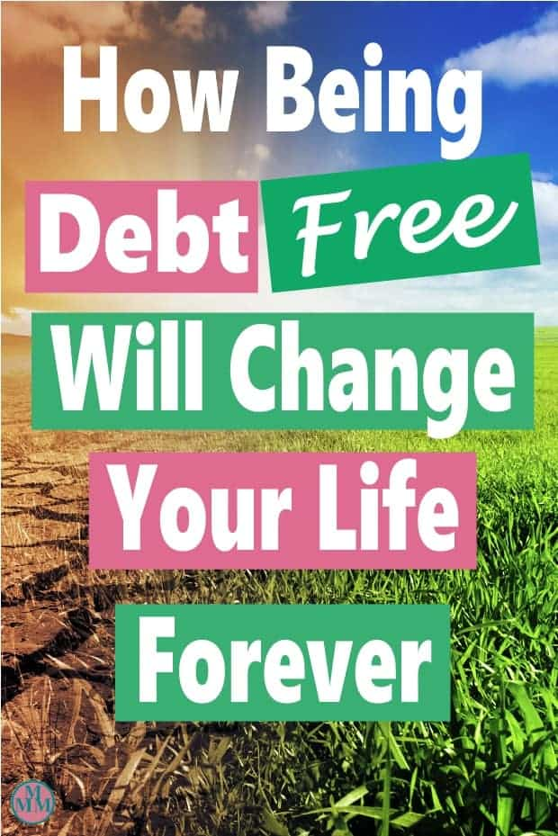 Debt is a horrible situation to be in. You are always worrying about how to pay the bills and stay on budget. If you are in this situation, then you should do whatever you need to do to get out of debt so you can achieve financial freedom. You will be so much happier once you are debt free. #money #finance #getoutofdebt