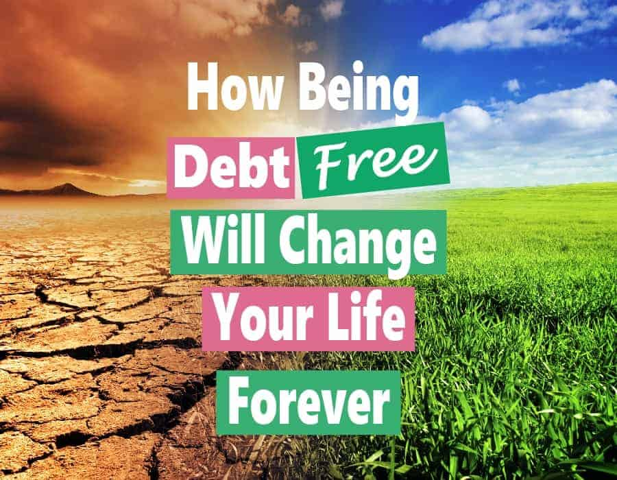 Debt is a horrible situation to be in. You are always worrying about how to pay the bills and stay on budget. If you are in this situation, then you should do whatever you need to do to get out of debt so you can achieve financial freedom. You will be so much happier once you are debt-free. #money #finance #getoutofdebt