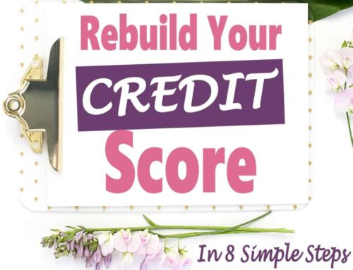 Rebuild Your Credit in 8 Simple Steps