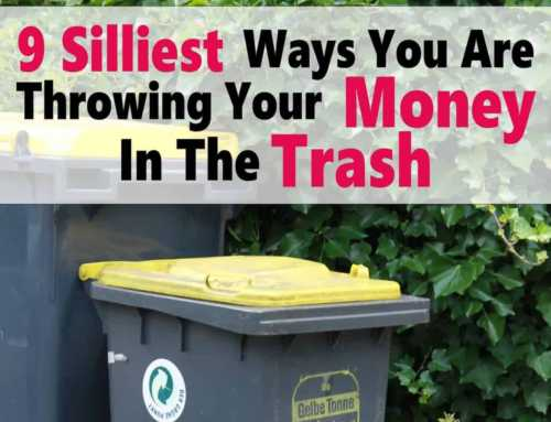 9 Silliest Ways Your Dollars Go In The Trash
