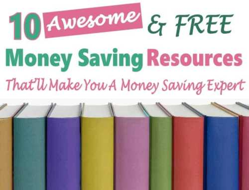Saving Money ~ 10 Best Resources To Help You Save Money