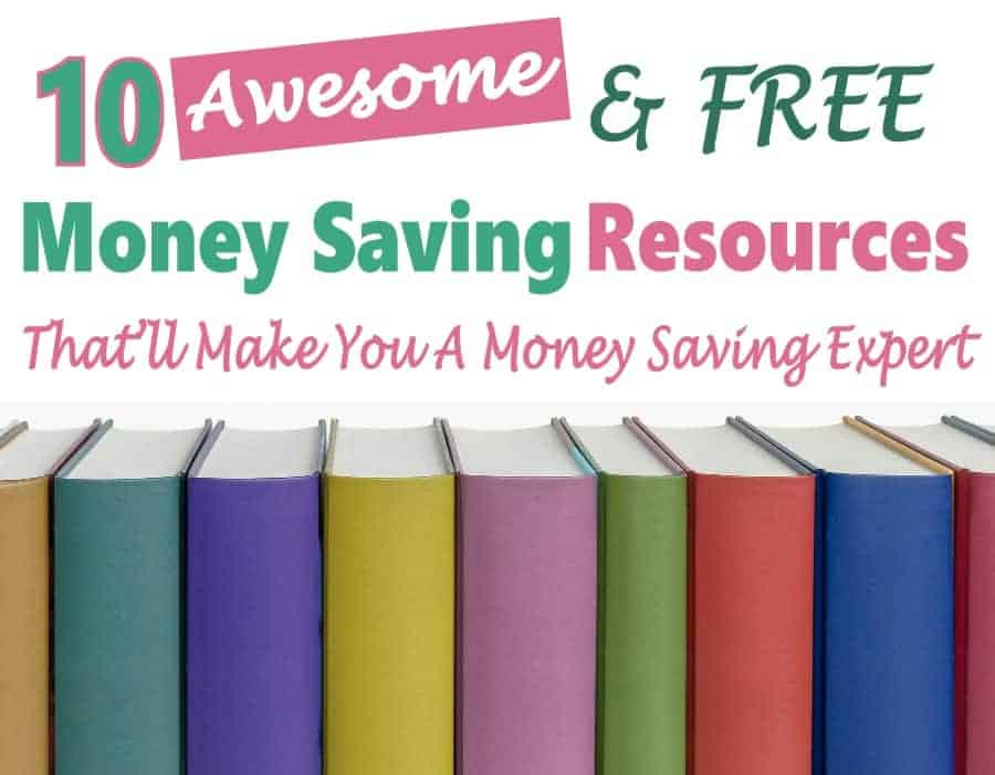 Saving money is really not as difficult as you thing. There are some really easy ways to save money to stay on budget, get out of debt & achieve financial freedom. I've put together a list of the best resources to help you save money, and the best part is that they are all FREE!! #money #finance #savemoney