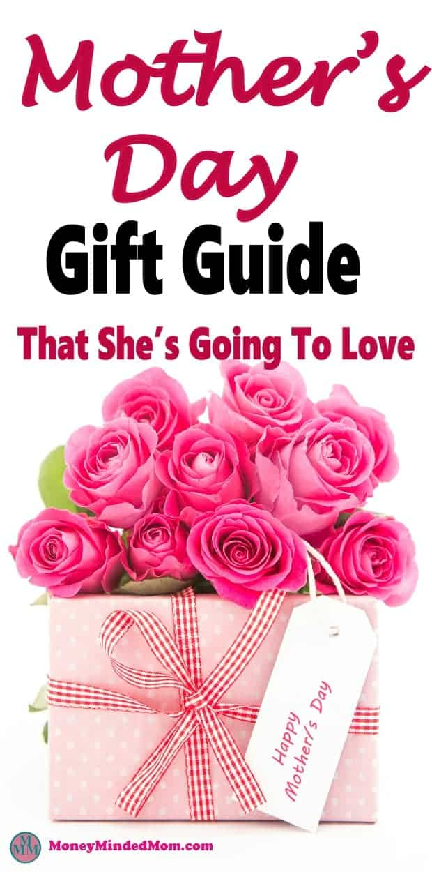 Mother's Day Gift Guide ~ Here are some awesome gift ideas for your mom, wife or yourself for Mother's Day. You Mom will love these money saving gifts. Mother's Day | Gifts for Mom | Mother's Day Gift Guide #Mothersday #giftsformom #giftguideformom #giftguide