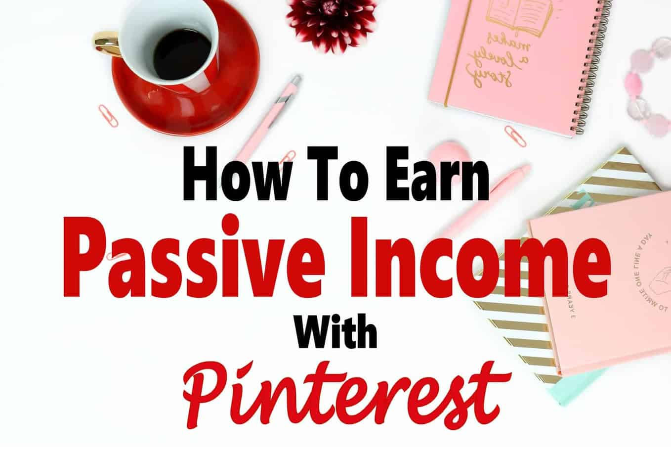 How to Earn Passive Income on Pinterest. Did you know you can make money on Pinterest even if you don't have a blog or website? Yup, and it's passive income at that! Read on to learn how... Pinterest | passive income | extra money | make money #Pinterest #finance #money #makemoney