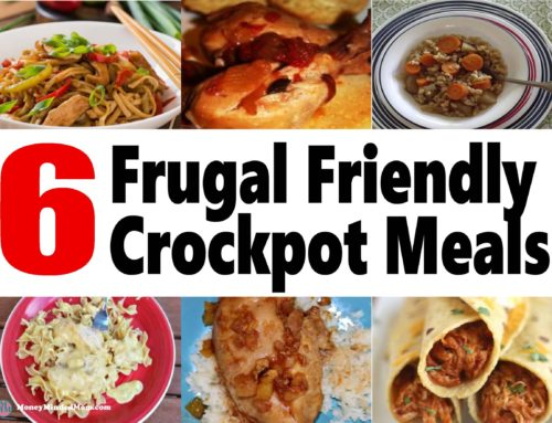 Cheap Meals ~ Frugal and Easy Crock Pot Meals