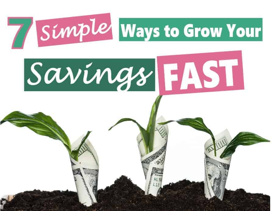 Are you trying to grow your savings but just don't have any money to spare because you are living paycheck to paycheck? It seems impossible to save any money when you have none to spare. There are some things you can do to save more money that won't affect your paycheck. Click over to find out how.  #savingmoney #money #finance