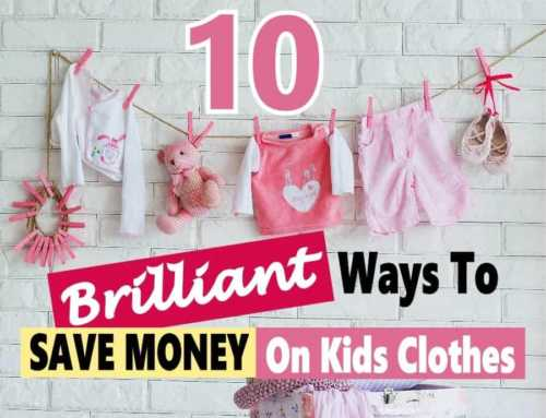 10 Brilliant Tips To Save Money on Kids Clothing