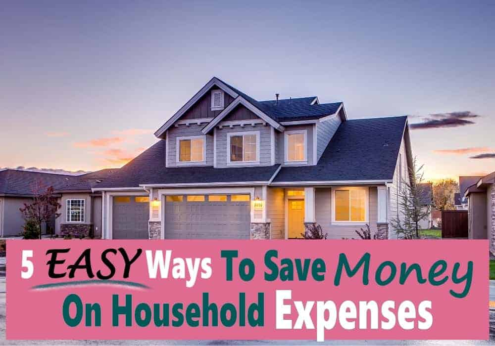 How to Cut Household Expenses and Save Money~ Household expenses like utility bills, cable and internet services, lawn care and home repairs most likely make up the biggest chunk of your monthly budget. Luckily there are things that you can do to save money and control your finances. Click on over for some great tips that will save money every month. #savemoney #expenses #householdsavings