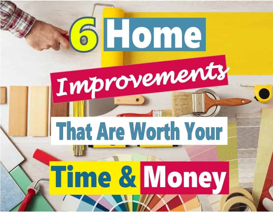 If you've decided to sell your home or you've just bought one in need of remodeling, there are several home improvements projects will help you add value to your home. Not only will these home improvements bring your home be in a top-notch condition, but you'll also increase its value. However, not every home improvement comes with a high return on investment. home improvements | home remodel | home decor | home investment #homeimprovement #homeremodel #investments