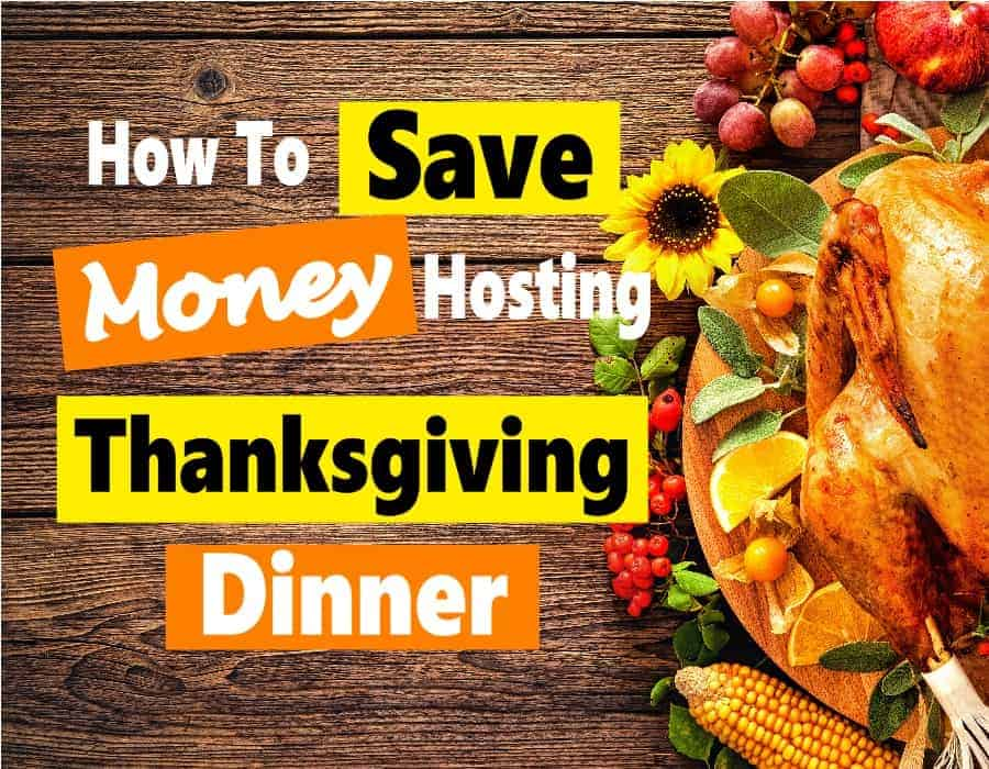 Hosting Thanksgiving dinner is expensive and it can become quite a financial burden, especially if you have a big circle of family and friends coming over. There are many things you can do to save money and your holiday budget. Here are some great tips that will help you save more money while planning your perfect get together. #Thanksgiving #mealplanning #savemoney