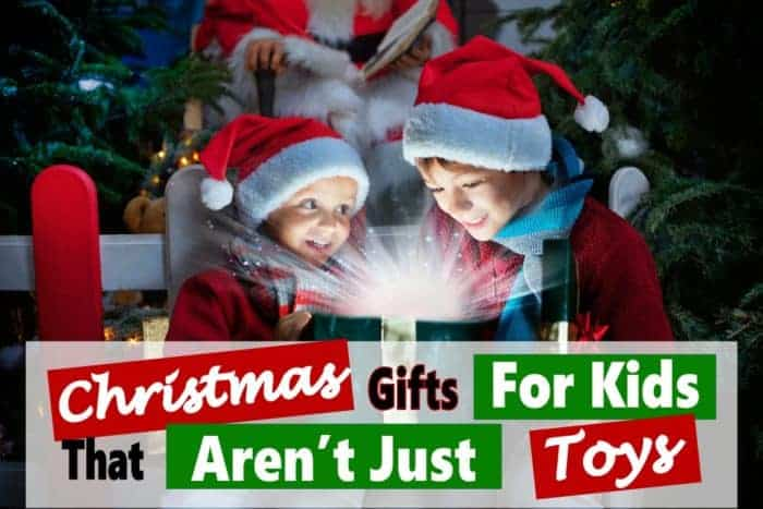 Christmas Gifts For Kids That Are Not Toys That They Are Going To Love ~ It can be hard to find great gifts for kids that are not just toys that they will love. Finding gifts that educate and develop life skills is something we should always keep in mind when gifting to children.  #giftsforkids #giftguide # gifts #Christmasgift