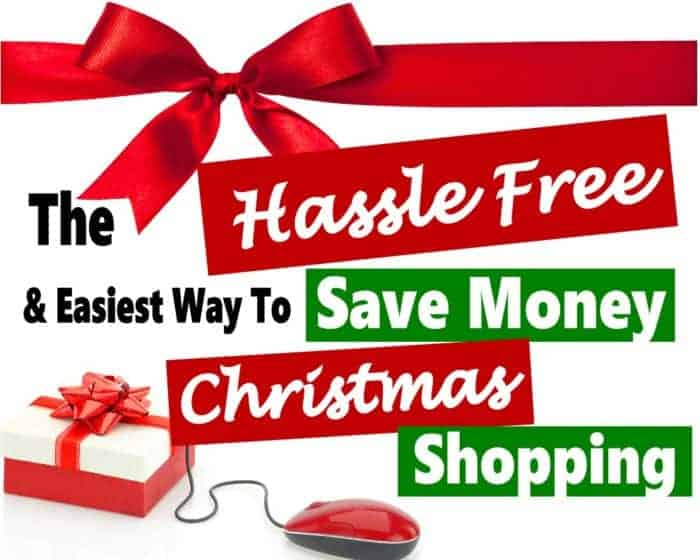 Christmas shopping can be a big hassle if you hate the long lines & crowded stores. Who needs it...why not shop from the comfort of your own home, save money, stress & time. See how I save hours shopping while saving money. #savemoney #Christmas #shopping #gifts