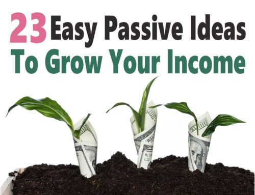 23 Easy Passive Income Ideas To Make Easy Money