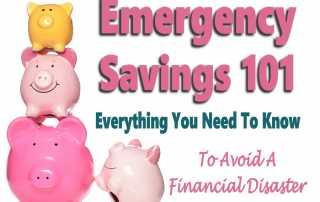 Emergency Savings 101