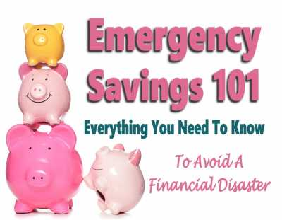 Emergency Savings 101