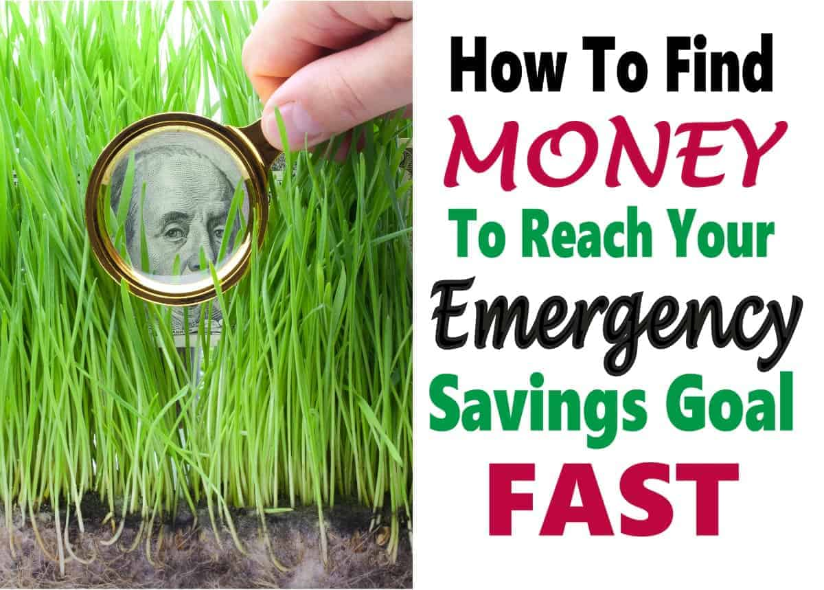 These are great tips!! It really wasn't that hard to find savings in my budget to save money to build my emergency fund. emergency savings | saving money | budget | emergency fund | money | finance #finance #money #budget #emergencysavings