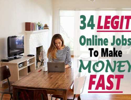34 Legit Online Jobs To Try In 2020 To Make Money From Home