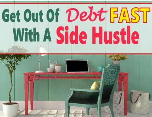 How To Get Out Of Debt Fast With A Side Hustle