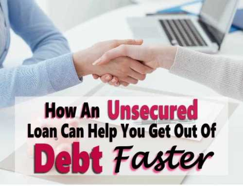 How an unsecured loan can help you pay off debt quicker