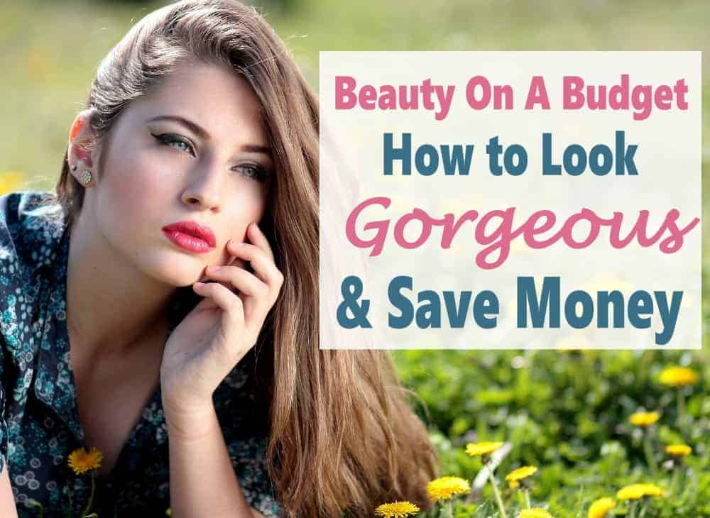 If you are not willing to give up your beauty routine to save money, then you are in luck. Here are some beauty budget tips that are sure to help you stay on budget. #beautytips #beautybudget #savemoney #money #beauty budget tips