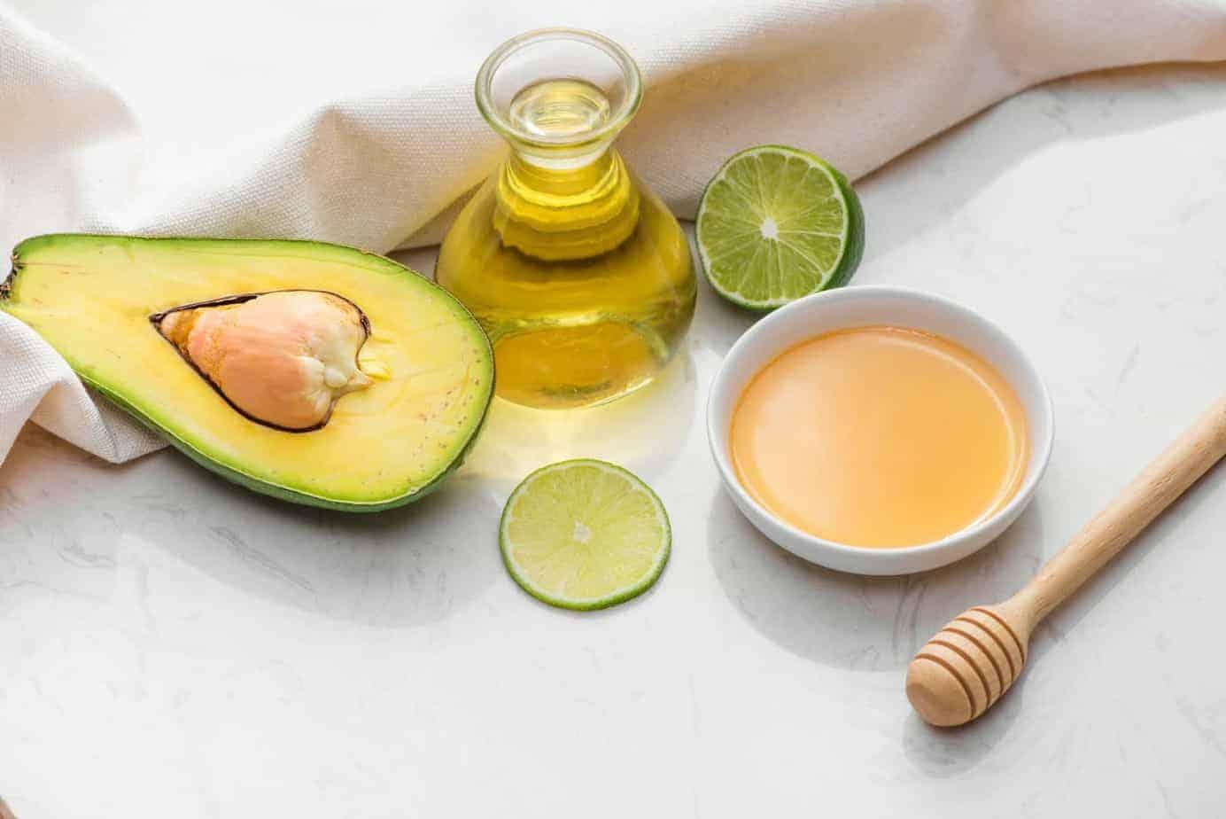 Avocado DIY Hair Mask