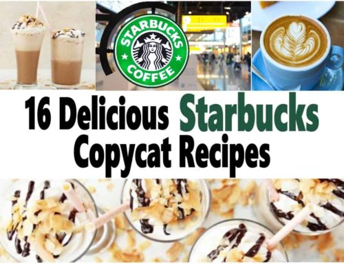 Starbucks Coffee Copycat Recipes