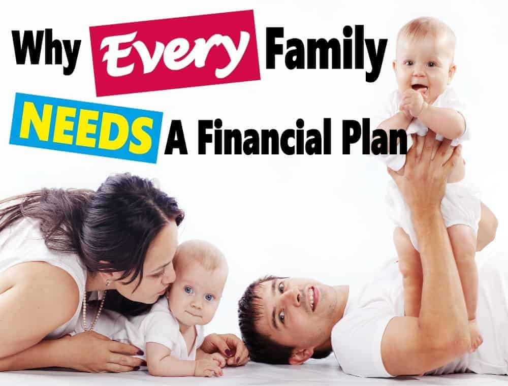 If you have a young family or are thinking of starting one soon, then you must consider creating a financial plan. There are many expenses that come with having a young family so planning early is crucial if you want to stay on budget, keep from getting into debt and being able to meet your families needs. Click over to see how to create a financial plan for you and your family. #family #finance #financialplan #children #budget