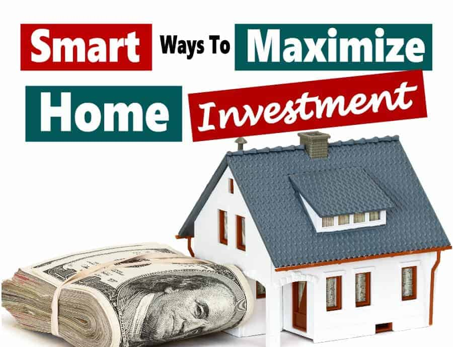 Your Home is most likely your biggest financial investment. It just makes so much more sense to maximize your money and investment by saving money and making money off of it. These tips will help your finances and your budget. Click on over to read more. #invest #money #finance #budget #savemoney