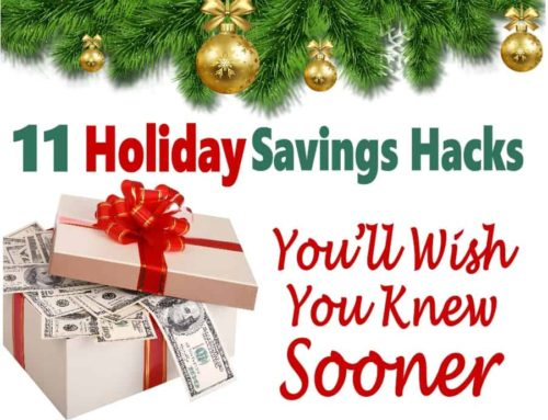 Save Money This Christmas: 11 Holiday Saving Hacks