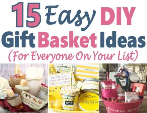 Gift Basket Ideas for Any & All Occasions