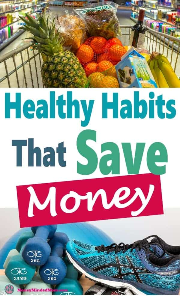 Developing healthy lifestyle habits is something we all must strive to do, but sometimes it can be difficult. What if those habits also helped to save money? These are great tips that'll give you an extra incentive to stick to those healthy habits!!