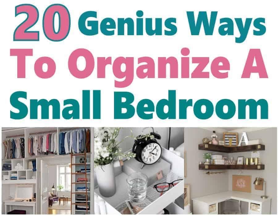 Organize Small Room Ideas