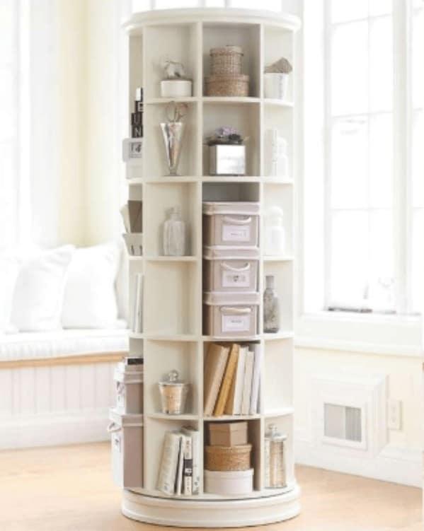 Revolving Shelf