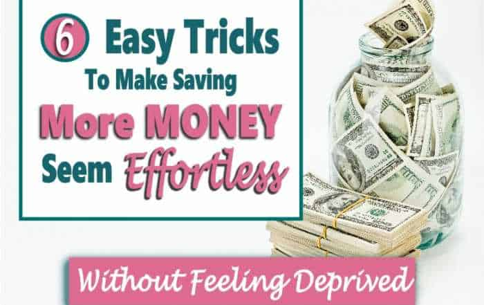 Easy Ways to Start Saving Money