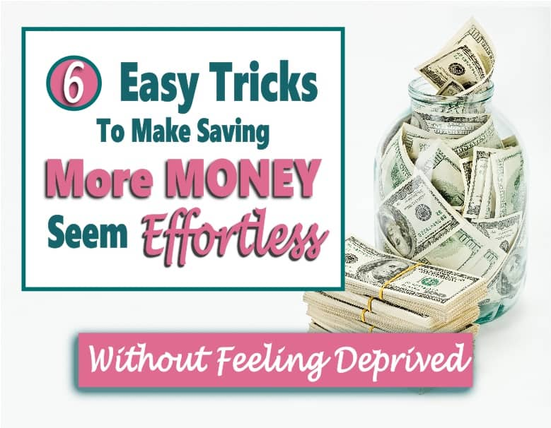 Easy Ways to Start Saving Money
