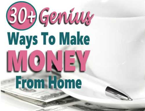 Make Money From Home: 30+ Genius Ways To Make Money Without a Job