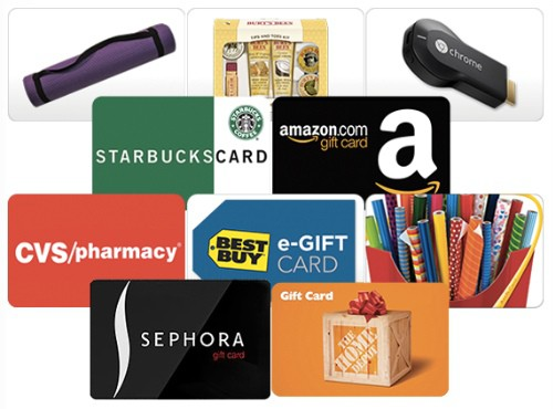 Earn free Amazon gift cards with Punch Card