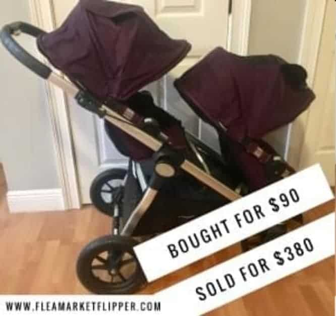 Flea Market Flipping $290 profit