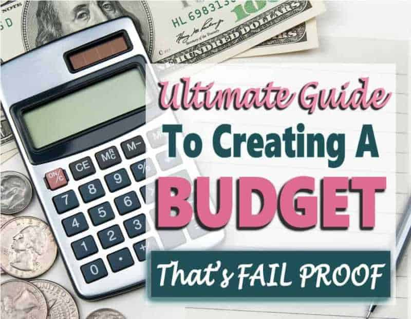 If you've tried to create a budget in the past and failed, then you have to check out this article. Creating a budget is not as difficult as it might seem. Let me walk you through how to create a budget that is fail proof.