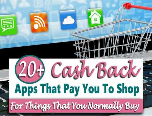 Cash Back Apps That Pay You to Shop ~ 20+ Reward Apps To Earn Free Money
