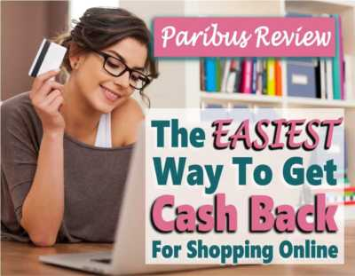 Looking for an easy way to save money? Get cash back for shopping online without doing anything. Paribus will take care of the heavy lifting. It's one of the best cash back apps that saves me time and money. Read my Paribus review to find out if it's right for you. #cashback #savemoney #moneysavingapp