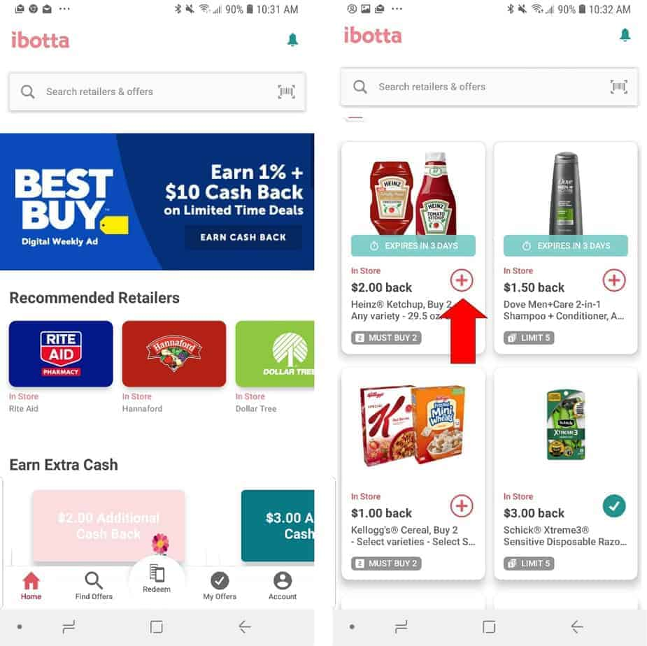 Ibotta Review: Is The Ibotta App Worth Your Time?